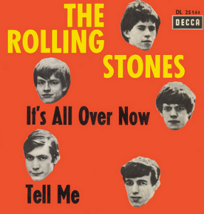 """All Over Now"" – The Rolling Stones"