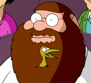 Image result for peter griffin beard